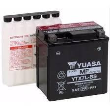 Yuasa baterias moto 1