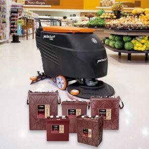lavadora de piso